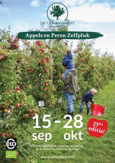 Poster Zelfpluk 2018