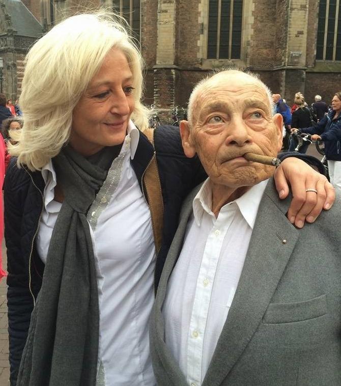 2015-09 Haarlem met papa