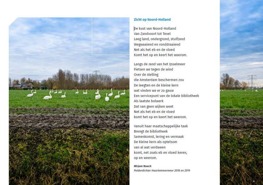 Zicht op Noord-Holland